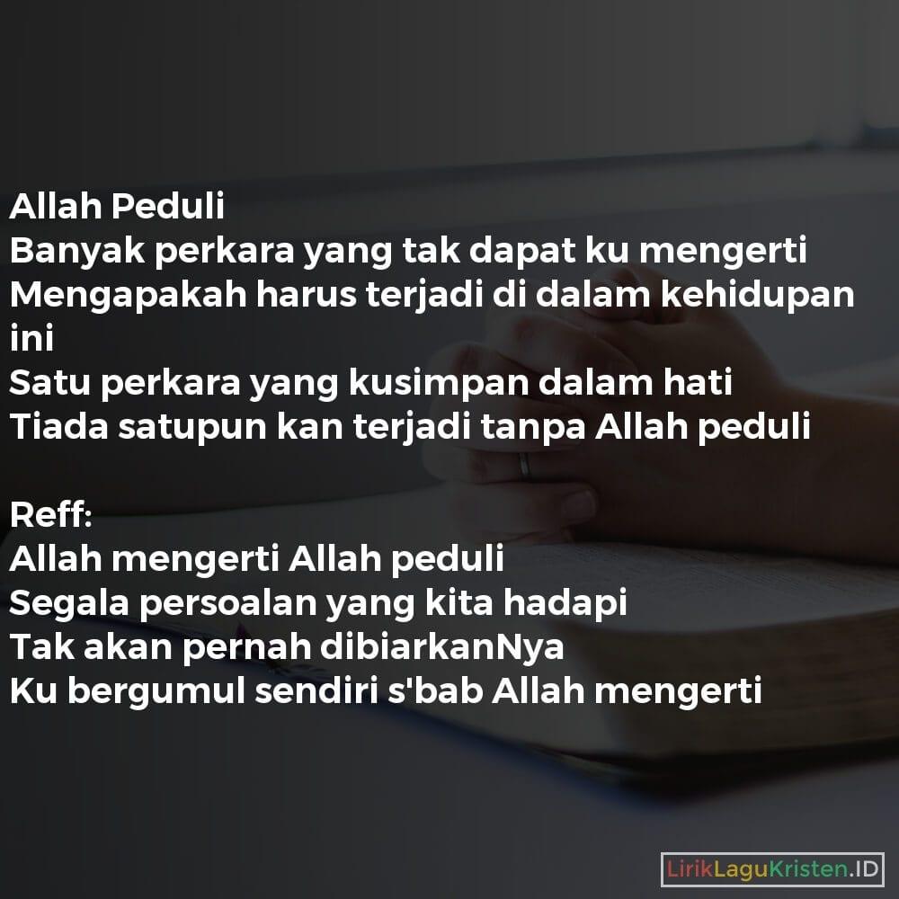 Allah Peduli