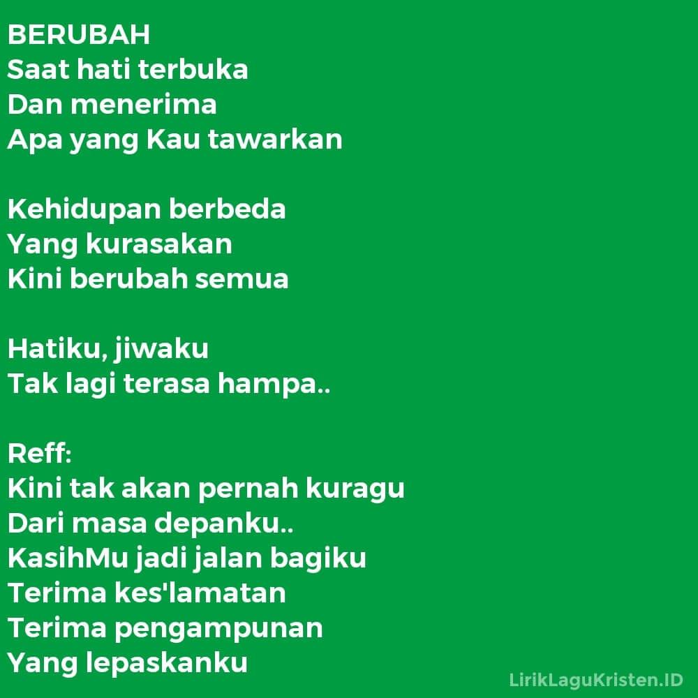 BERUBAH