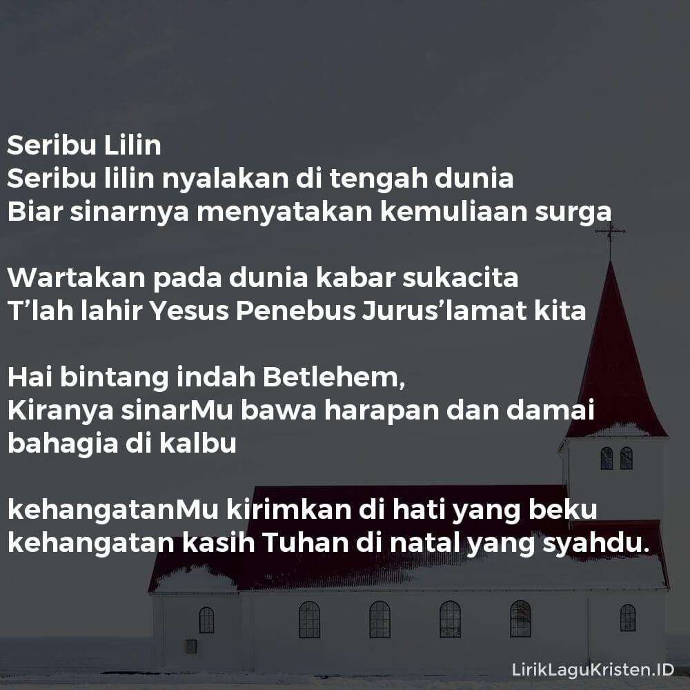 Seribu Lilin