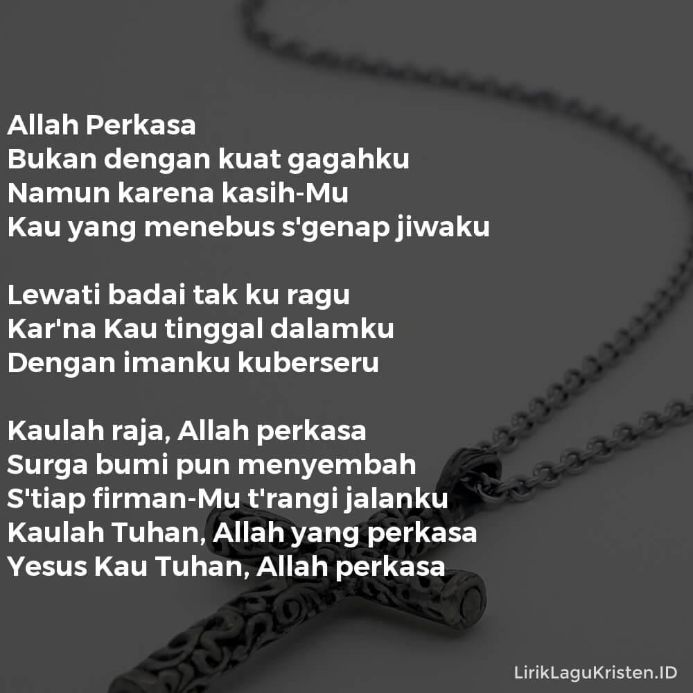 Allah Perkasa