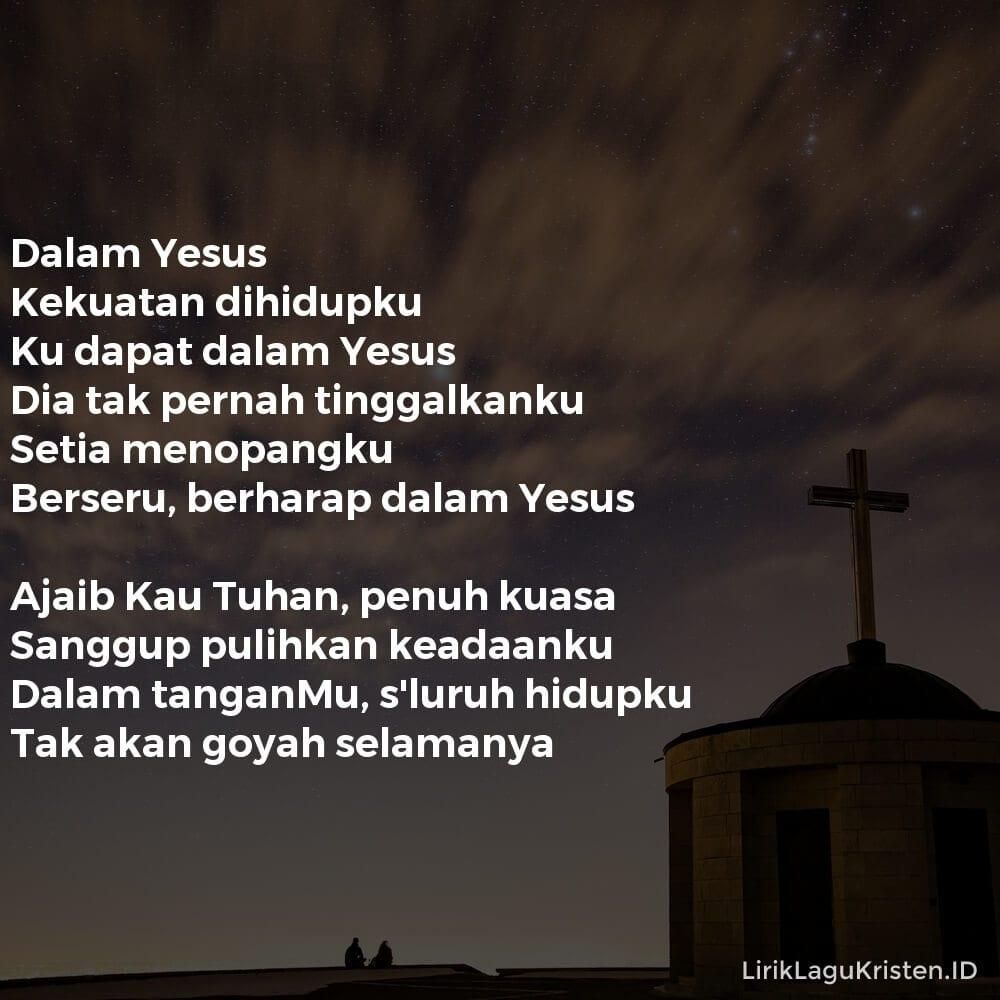 Dalam Yesus