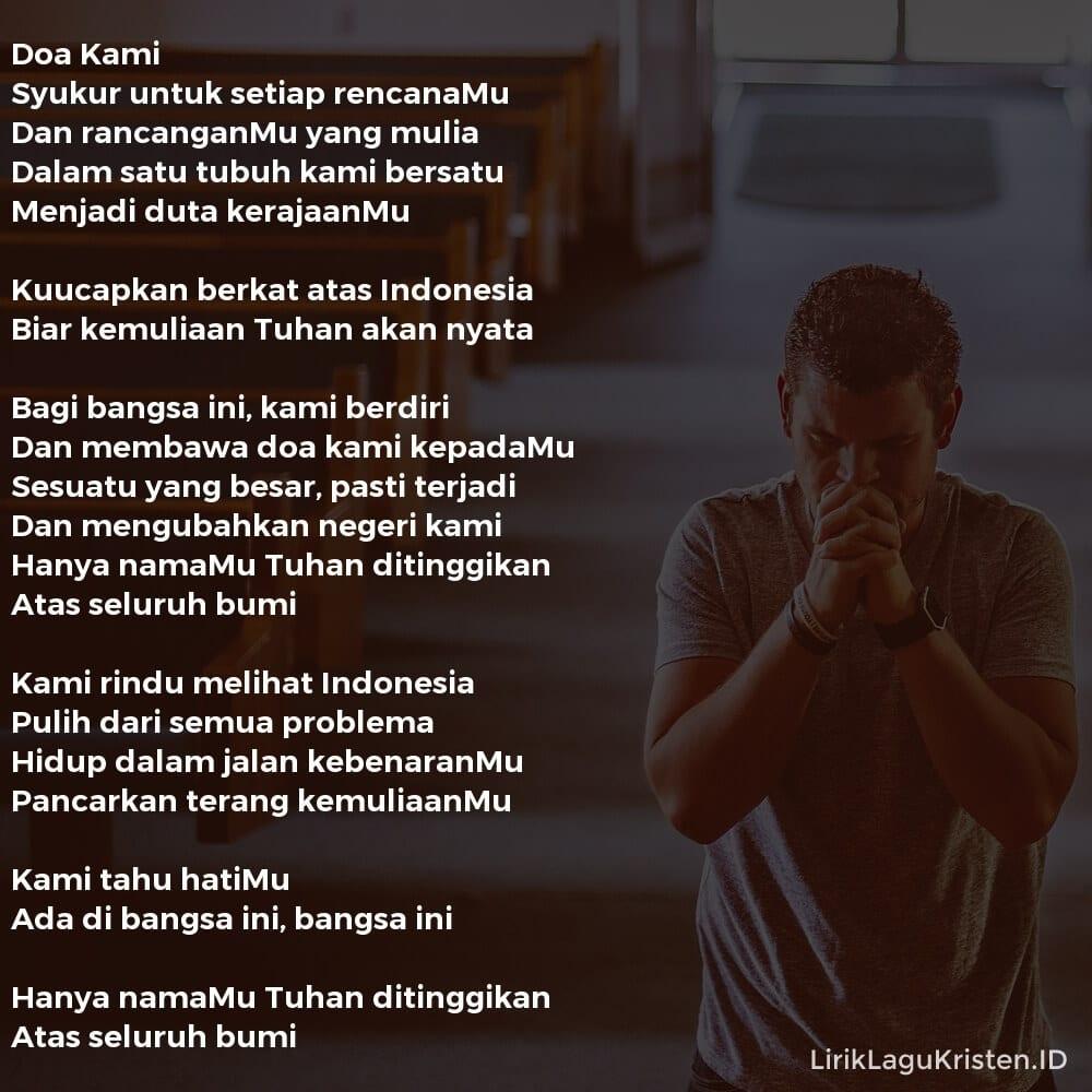 Doa Kami