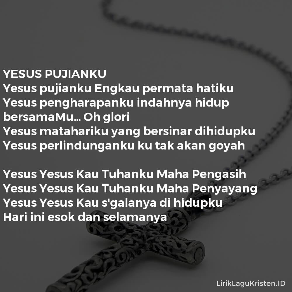 YESUS PUJIANKU