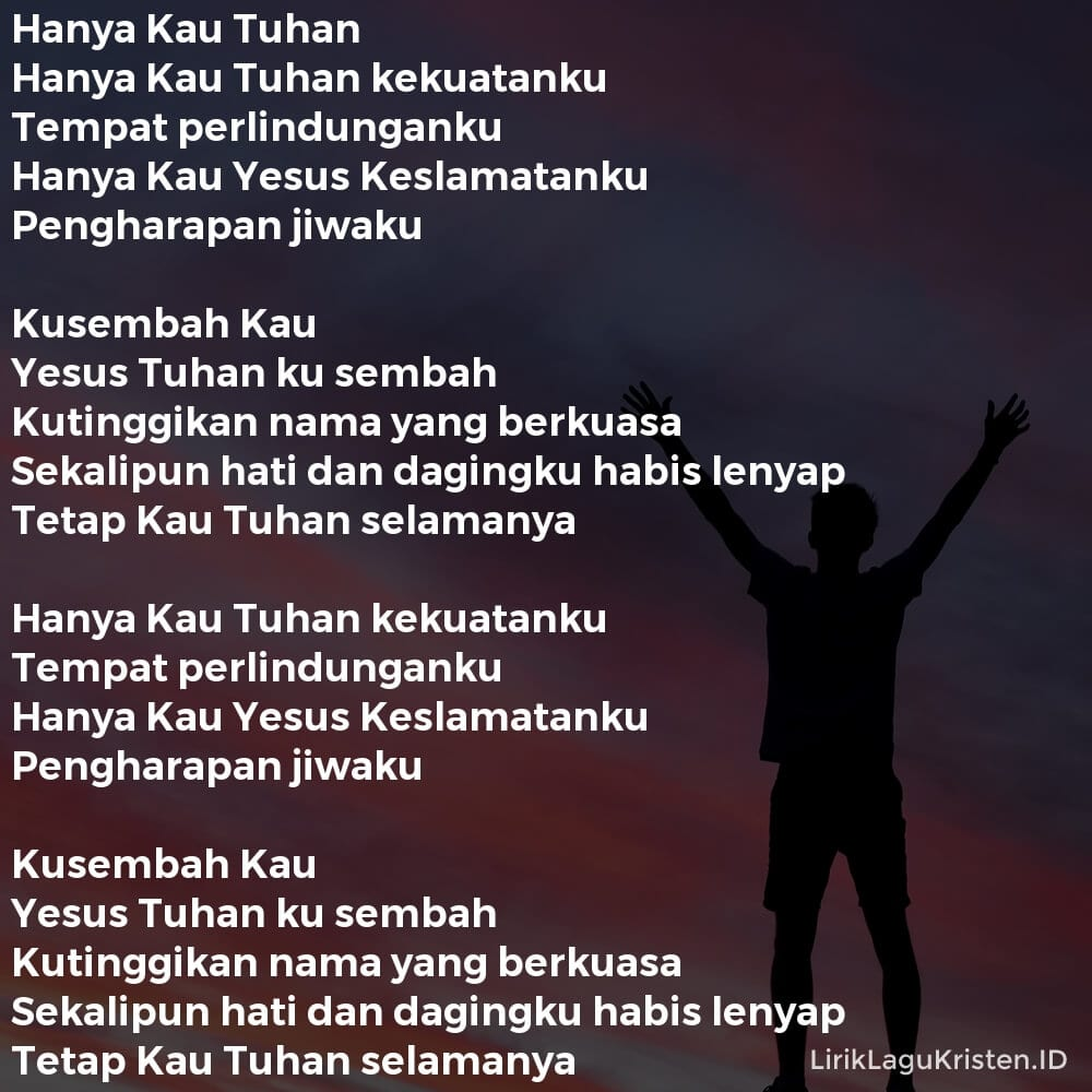 Hanya Kau Tuhan