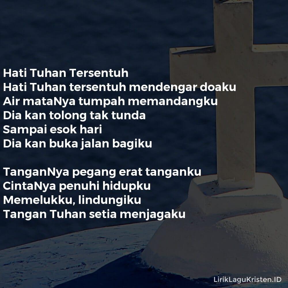 Hati Tuhan Tersentuh