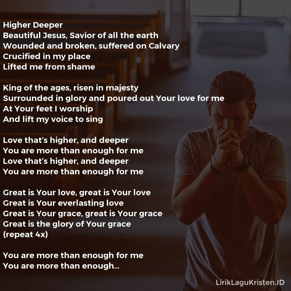 Higher Deeper