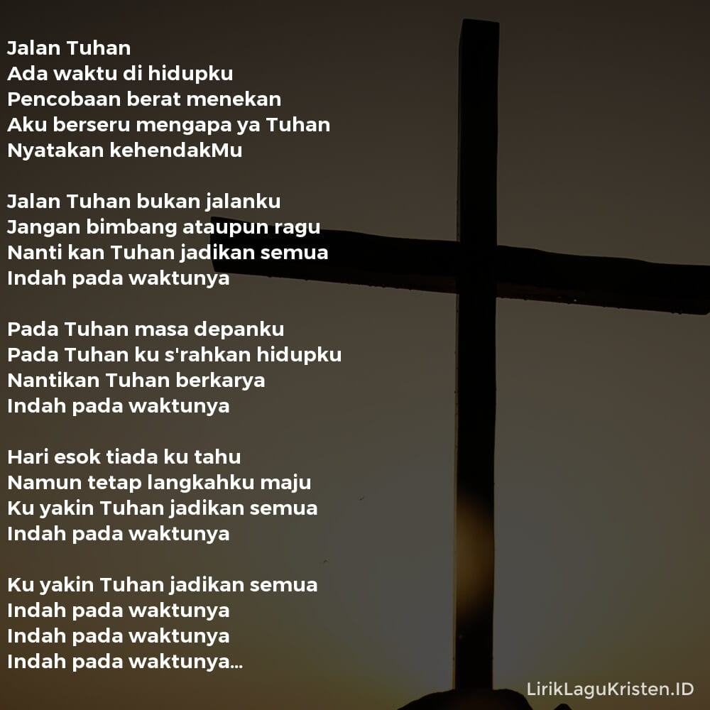 Jalan Tuhan