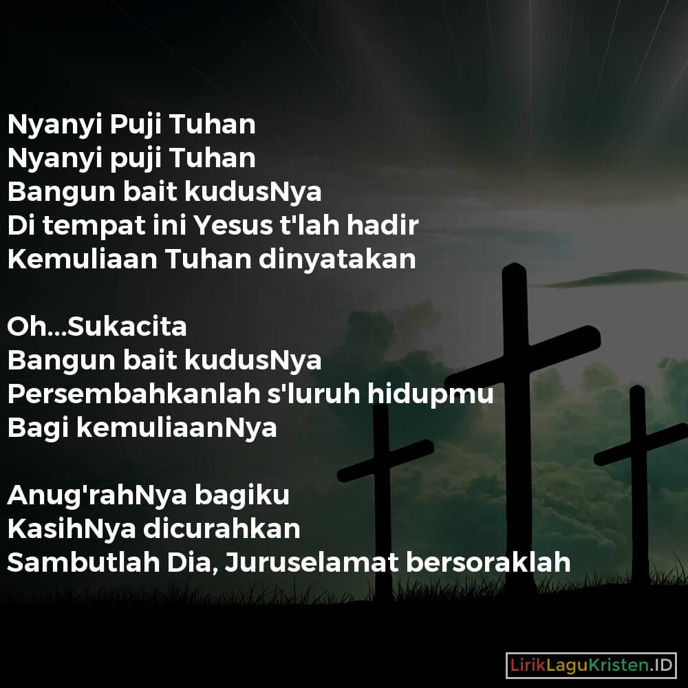 Nyanyi Puji Tuhan