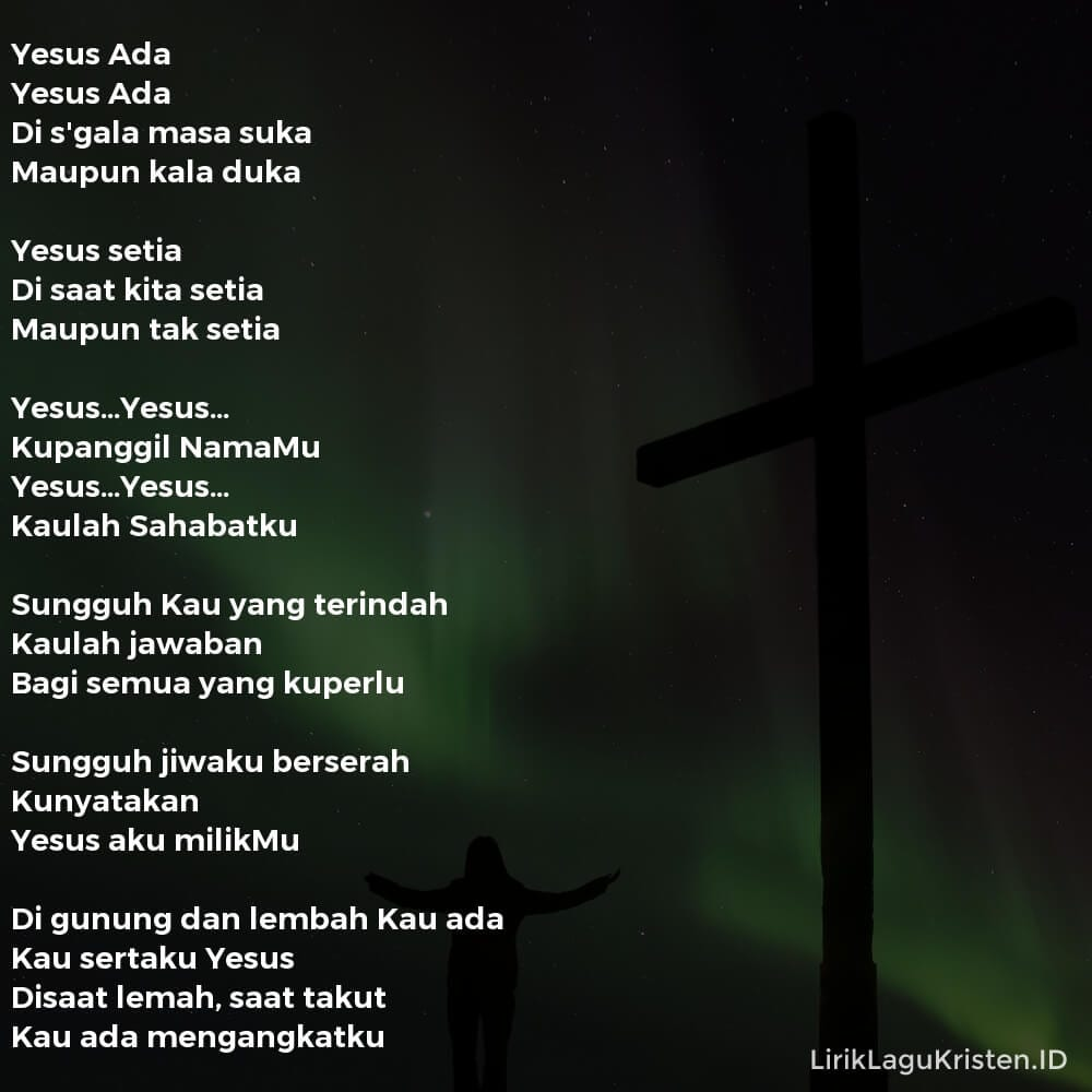 Yesus Ada