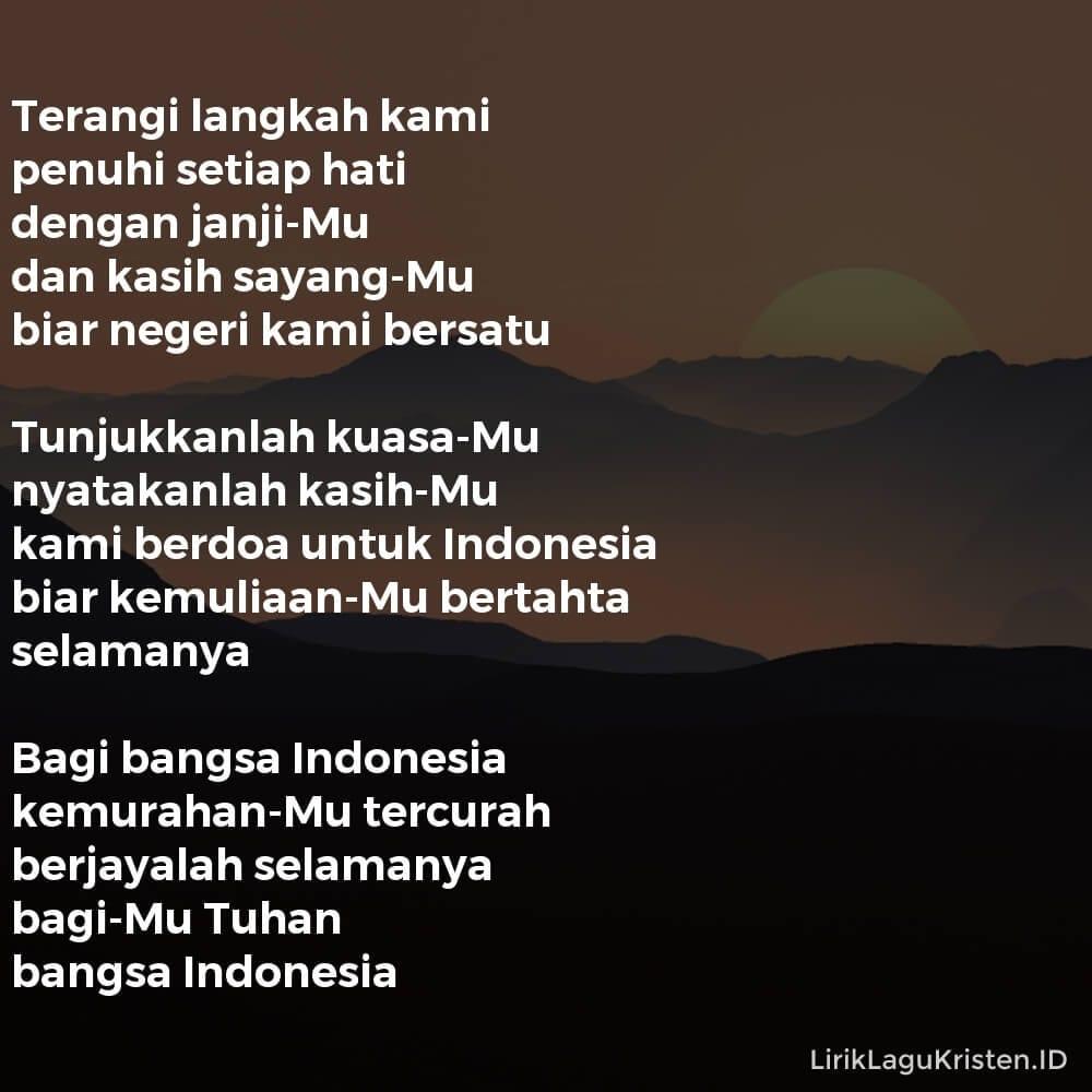 BAGI INDONESIA
