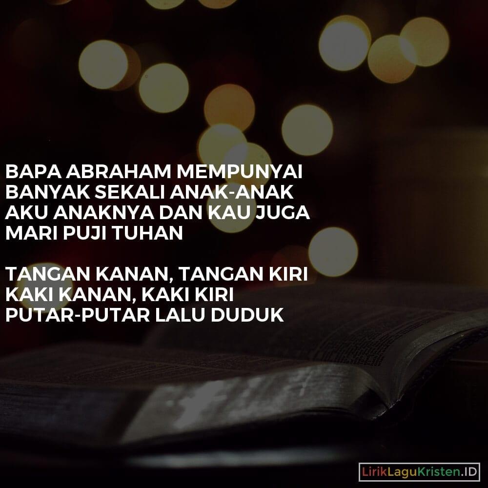 BAPAK ABRAHAM
