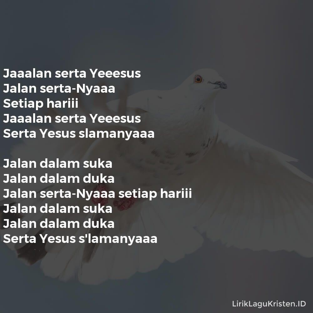 JALAN SERTA YESUS