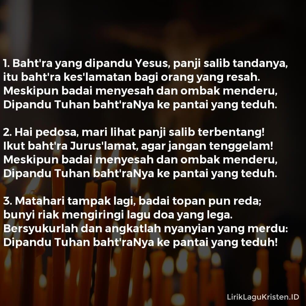 Baht'ra Yang Dipandu Yesus