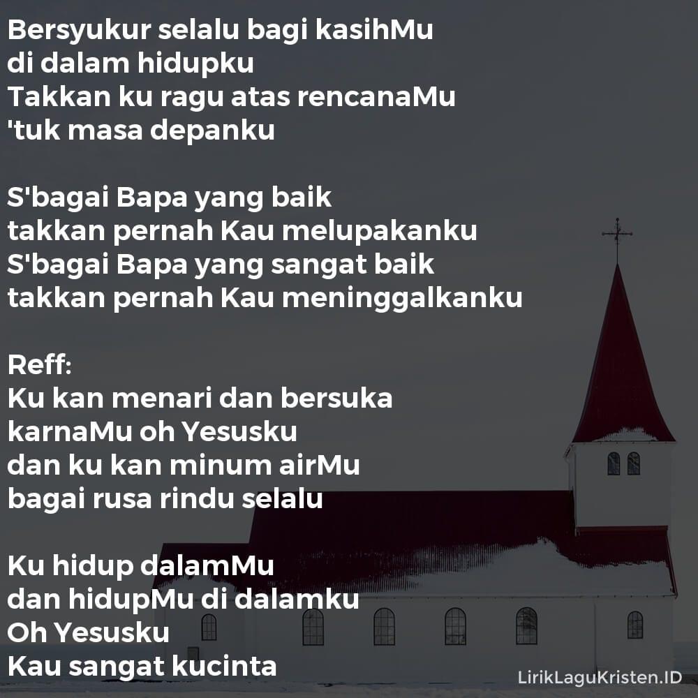 BERSYUKUR SELALU