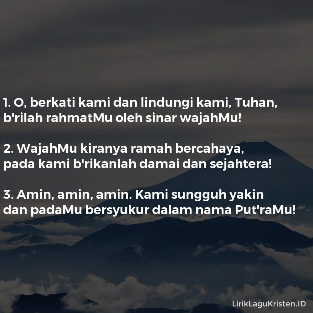 O Berkati Kami