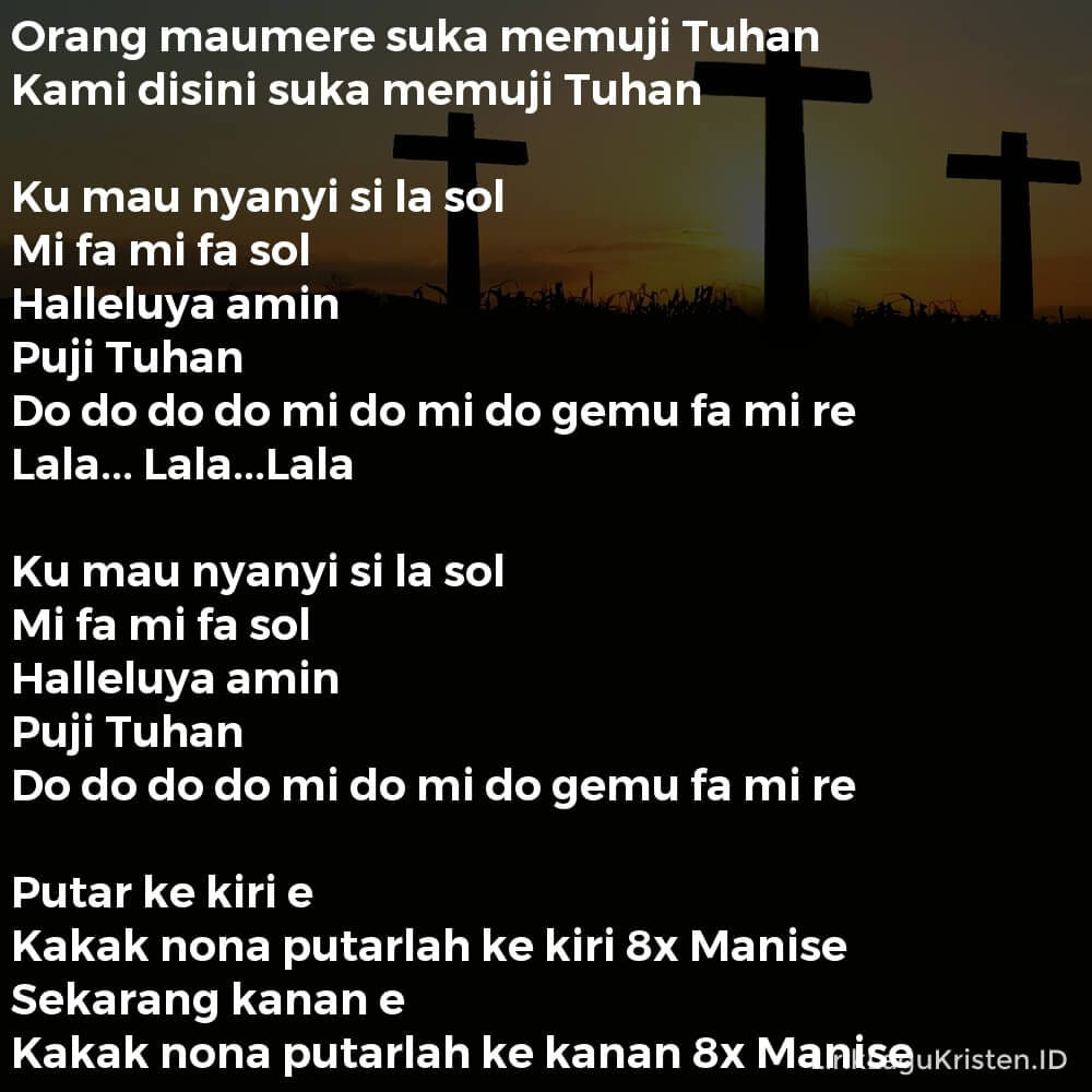 Goyang Maumere