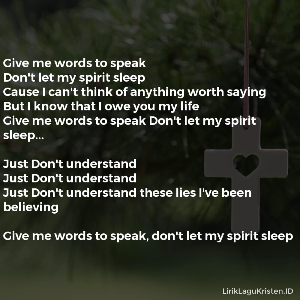 Give Me Words